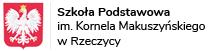 Szkoła Podstawowa im. Kornela Makuszyńskiego w Rzeczycy Logo