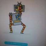 Praca ucznia - Robot
