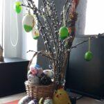 Kolorowe jajka - pisanki