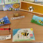 Prace uczniów - pszczoły