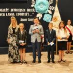 Nagrodzeni uczniowie z klasy IV - stypendia naukowe