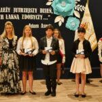 Nagrodzeni uczniowie z klasy VIa - stypendia naukowe