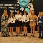 Nagrodzeni uczniowie z klasy VIb - stypendia naukowe