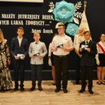 Nagrodzeni uczniowie z klasy VII - stypendia naukowe