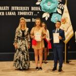 Nagrodzeni uczniowie - nagroda specjalna