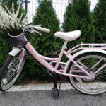 Rower i kwiat